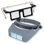Visors and Magnifiers