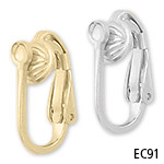 3.0mm Cup Ear Clip