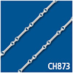 Bar Link 5mm x 1mm Thick Bulk Chain