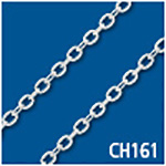 Flat Cable 2.0mm Thick Bulk Chain