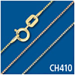 Box 0.5mm Thick Chain
