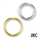 Round Soldered Closed Jump Ring