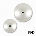 Akoya Loose Cultured Half-Drilled Pearl