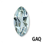 Genuine Aquamarine Marquise Gemstone