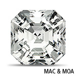 Emerald Step-Cut Moissanite