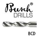 Busch Carbide Twist Drill