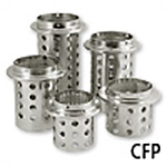 Perforated Stainless Steel Casting Flask