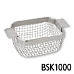 Spring Handle Spherical Stainless Steel Basket