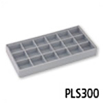 Multi-Compartment Sliding Lid Tray