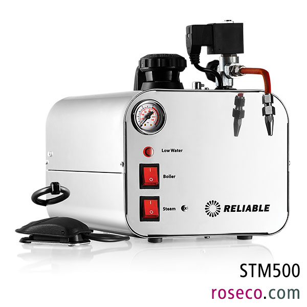 Reliable 5000CJ 2.5-Liter Steamer